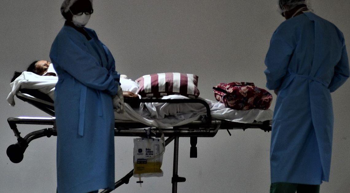 Brasil totaliza12 milhões de infeções ao somar 49.293 casos em 24 horas
