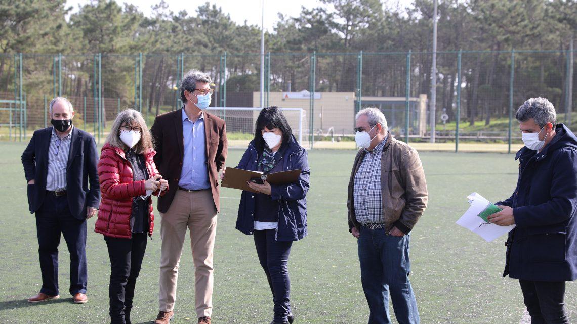 Investimento ultrapassa os 350 mil euros: Câmara Municipal avança para a renovação do Parque Desportivo da Praia da Tocha