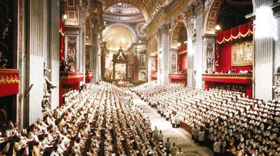 """Papa Francisco: """"Se você não segue o Concílio, não está com a Igreja!"""" ‒ E o Concílio, está com a Igreja?"""
