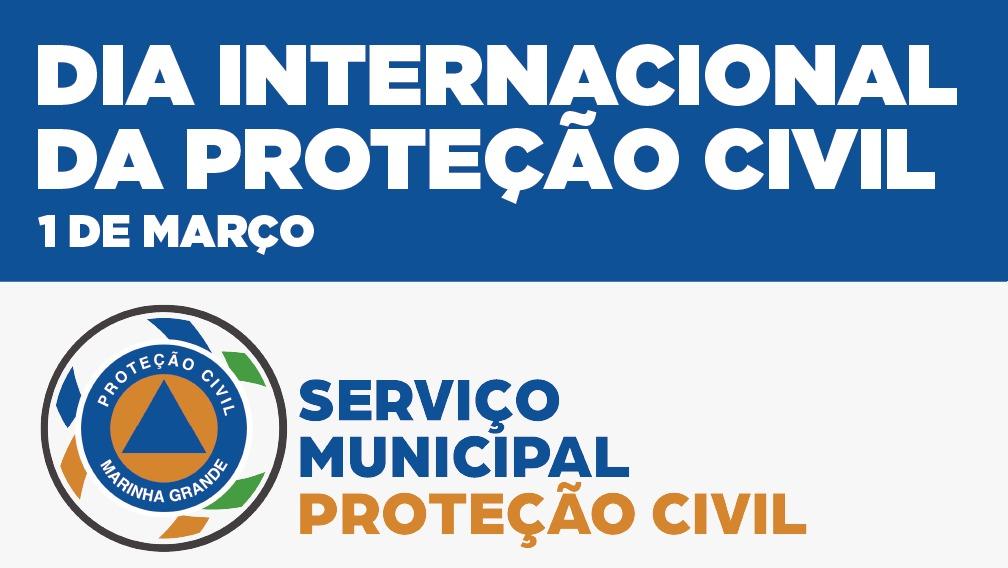 Marinha Grande | Dia Internacional da Proteção Civil – Dia Nacional da Proteção Civil