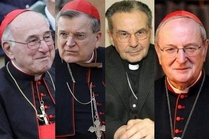 """Obrigado pela resposta ao """"dubium""""! Mas quando responderá aos """"dúbia"""", Santo Padre?"""