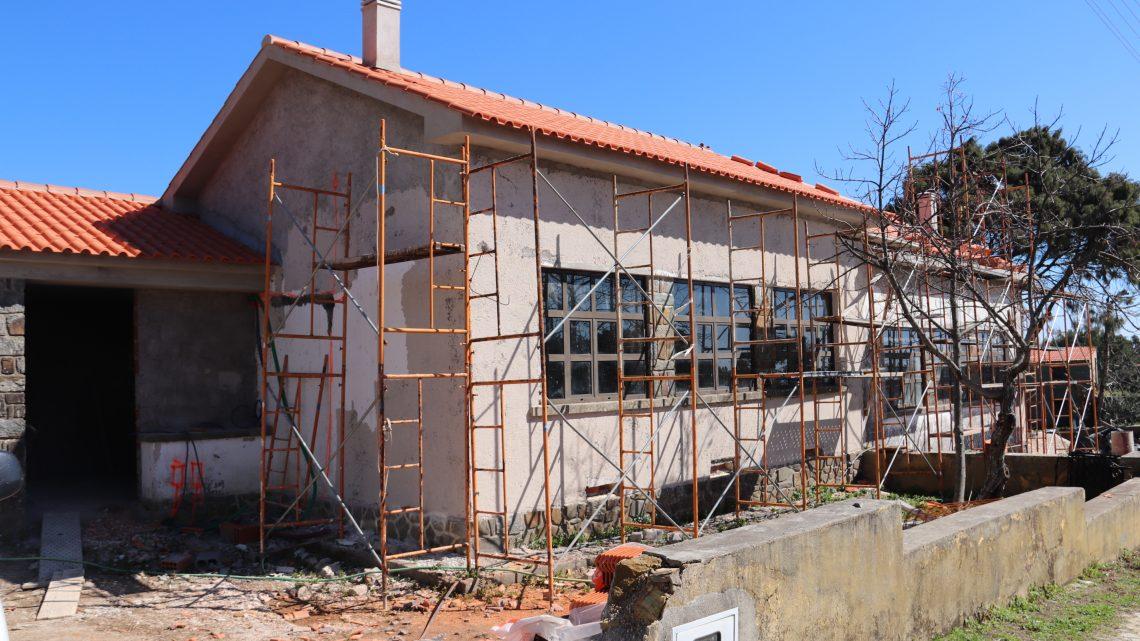 Proença-a-Nova | Escola do Vale da Ursa disponível como alojamento local a partir de junho