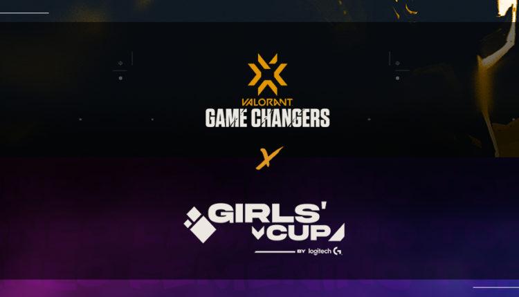México | Inició VALORANT Girls Cup By Logitech G