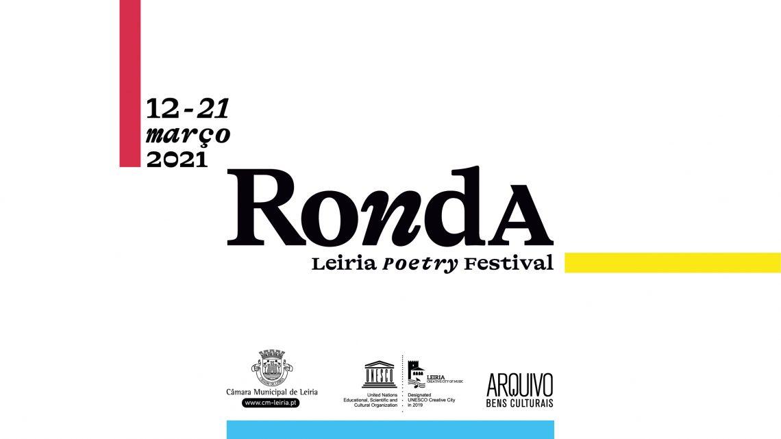 RONDA Leiria Poetry Festival recebe mais de 200 convidados de 40 países