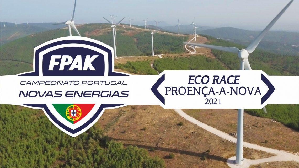Proença-a-Nova na rota do Campeonato de Portugal de Veículos Elétricos
