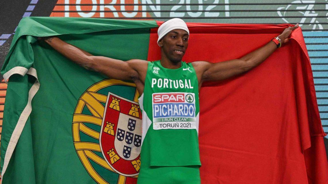 Medalha de ouro no triplo salto para Pedro Pichardo nos Europeus de atletismo