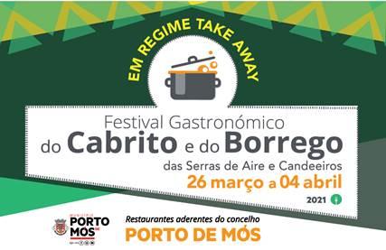 Porto de Mós | Festival Gastronómico do Cabrito e do Borrego
