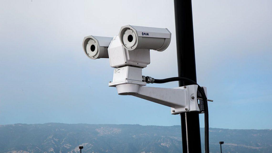 Videovigilância nas florestas de Coimbra e Viseu em funcionamento no verão