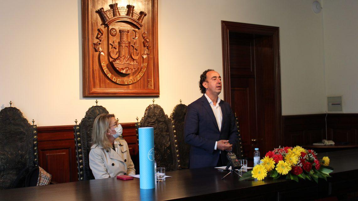 """Vouzela é a primeira autarquia do país reconhecida como """"Vila de Excelência – Nível IV"""""""