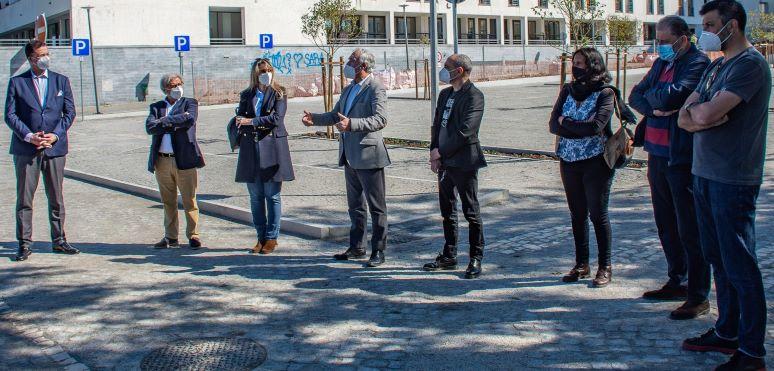 Évora | O Parque de Estacionamento do Teatro Garcia de Resende já entrou em funcionamento
