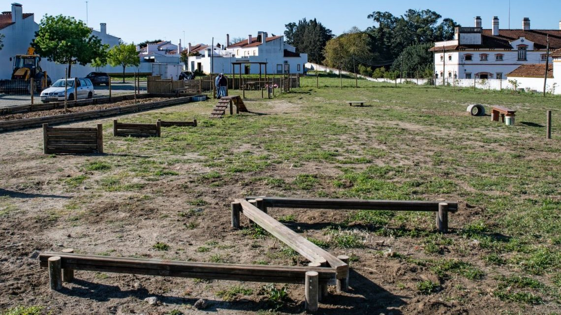 Évora | Novo Parque Canino vai abrir ao público