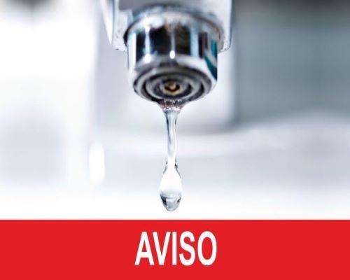 Interrupção do fornecimento de água na povoação de Monte Boi no dia 07 de abril na freguesia de São Bartolomeu de Messines