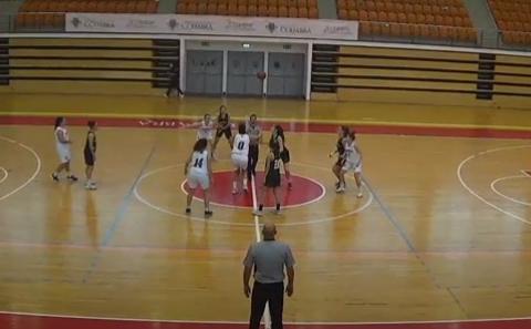 Equipa de Basquetebol da Columbófila regressa à competição defrontando o G. D. da Gafanha