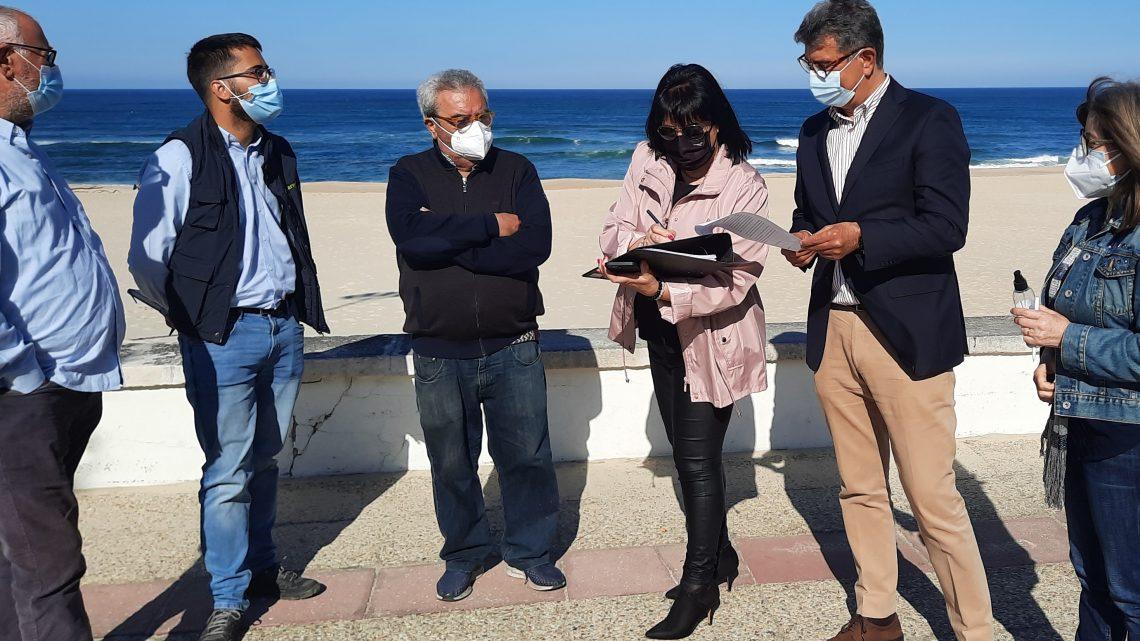Câmara de Cantanhede investe na requalificação do sistema dunar da Praia da Tocha