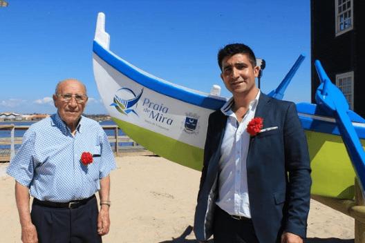 Comunicado sobre o falecimento de João Nogueira – 1º Presidente da Junta da Praia de Mira