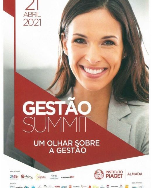 GESTÃO SUMMIT 2021 A 21 DE ABRIL EM FORMATO HÍBRIDO