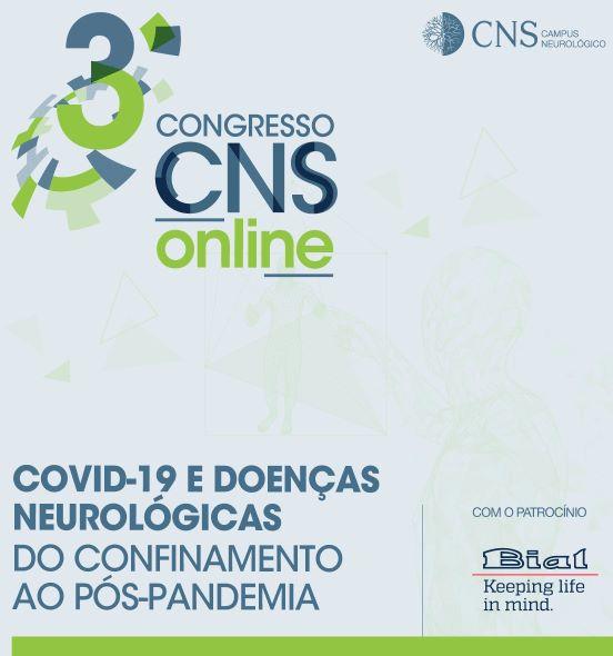 CNS – Campus Neurológico Sénior: 3º congresso CNS Online