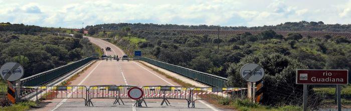 Fronteiras terrestres com Espanha reabrem no sábado