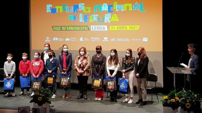 Leiria   CONCURSO NACIONAL DE LEITURA 2021 – FASE INTERMUNICIPAL