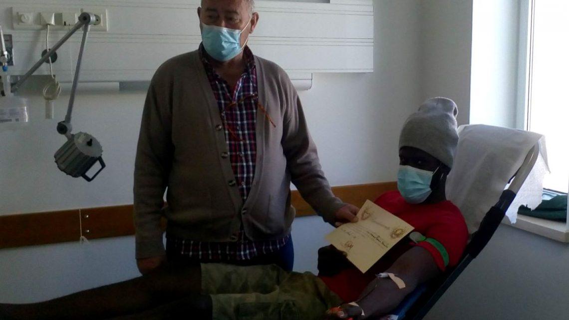 Portalegre | 38 dadores de sangue em Sousel