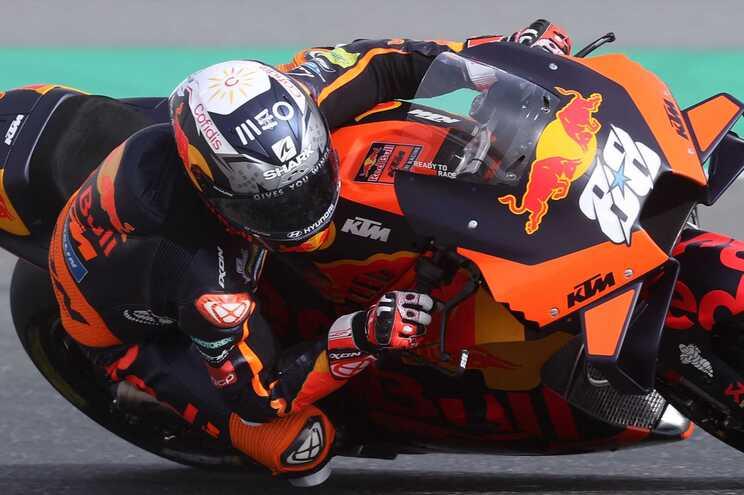 Miguel Oliveira 15.º no Grande Prémio de Doha de MotoGP