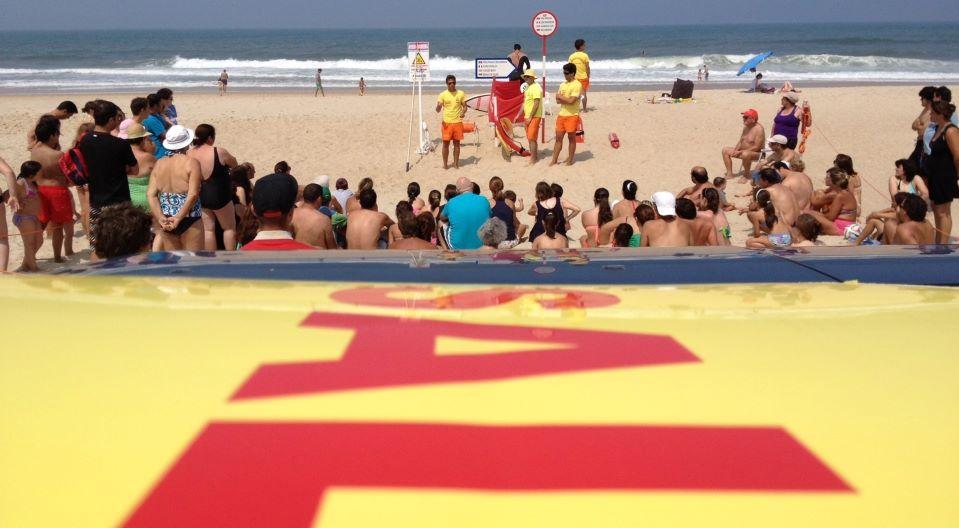 Município de Cantanhede promove Curso de Nadadores Salvadores