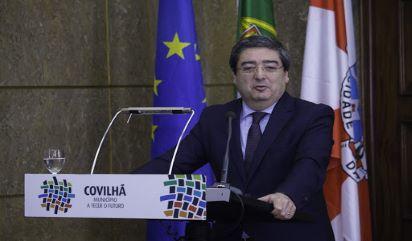Covilhã | Discurso 25 de Abril Presidente Vítor Pereira