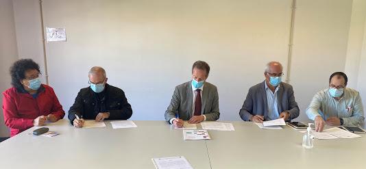 Aveiro |Revisão do acordo coletivo de empregador público com o STAL e o SINTAP
