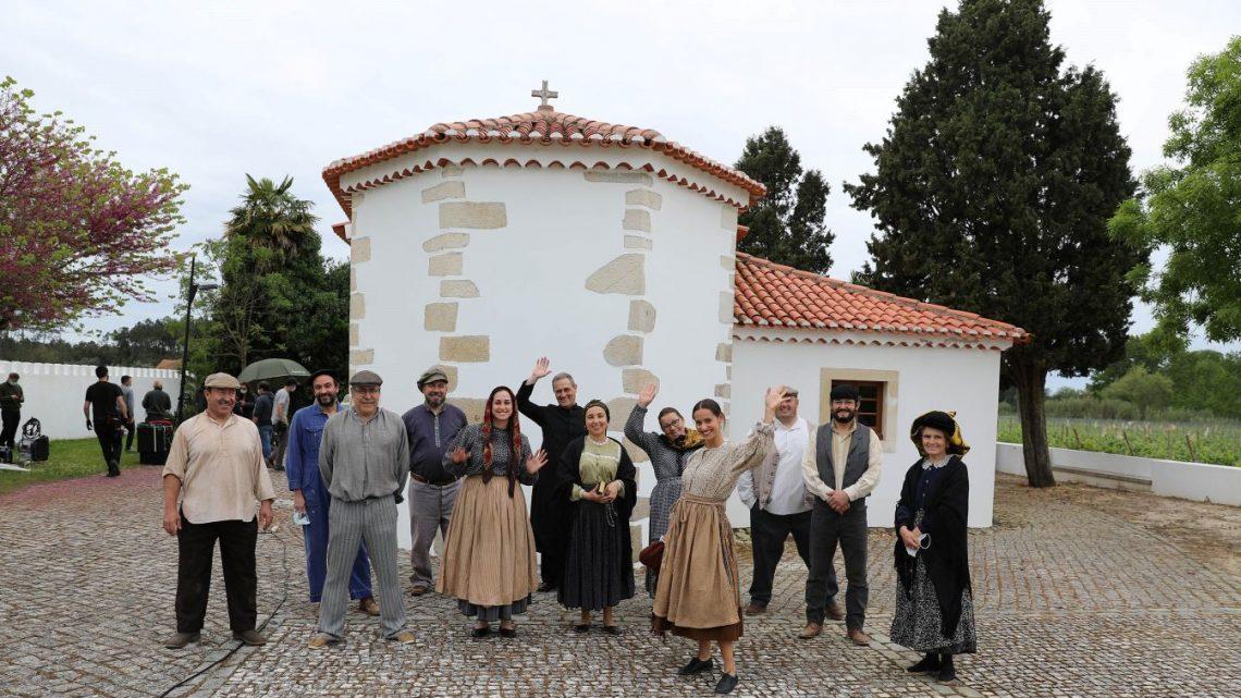 RTP1 e Ukbar Filmes filmam em Cantanhede adaptação de obra literária de Carlos de Oliveira