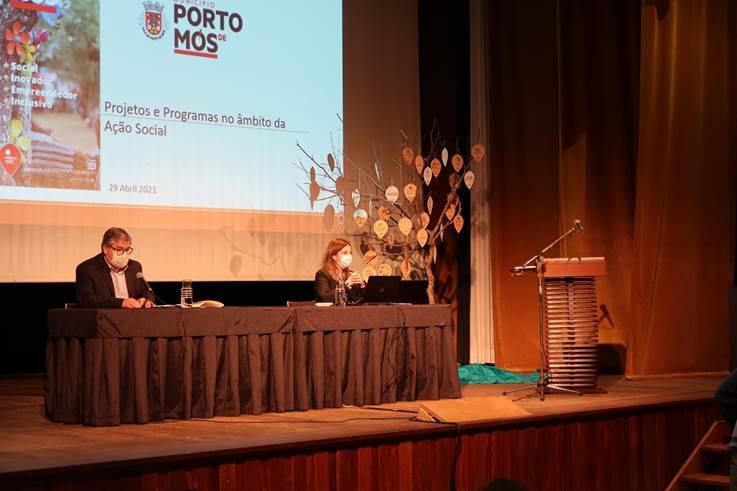Porto de Mós | Município disponibiliza 32 medidas de apoio social
