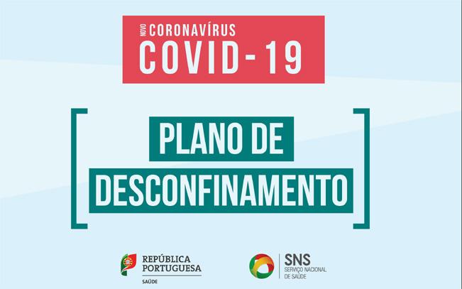 Covid-19 | Plano de desconfinamento