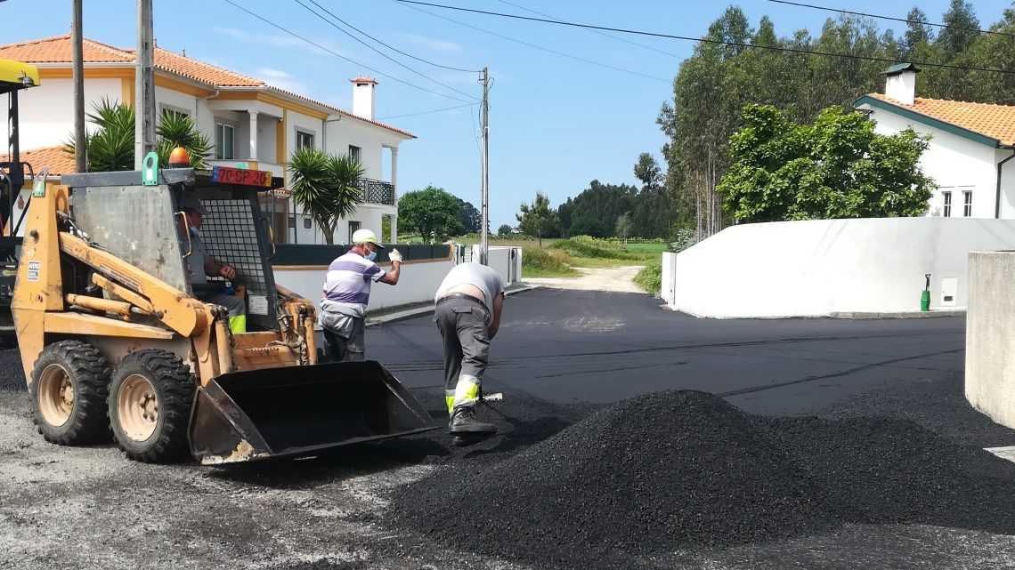 Aveiro   Câmara qualifica 15 km de arruamentos por todo o município