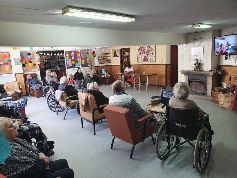 Estarreja | Comédia Musical atenua isolamento social nos idosos