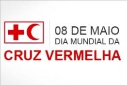 Hoje é o dia Mundial da Cruz Vermelha e do Crescente Vermelho