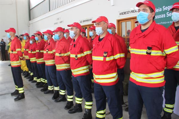 Dispositivo Especial de Combate aos Incêndios Rurais apresentado em Proença-a-Nova