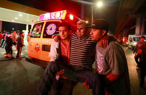 Pelo menos 20 mortos e quase 70 feridos em acidente no metro na Cidade do México