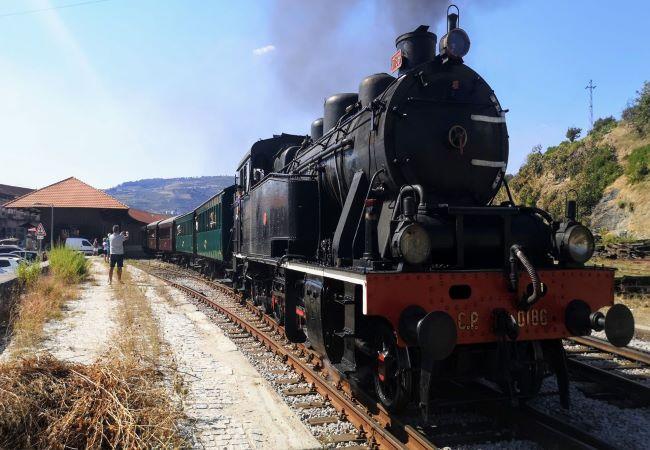 Douro recebe a campanha 2021 do Comboio Histórico