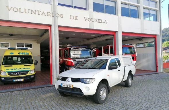 E-Redes entrega viatura à Associação de Bombeiros Voluntários de Vouzela