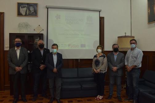 Câmara da Covilhã e Beira Serra lançam horta comunitária na Boidobra