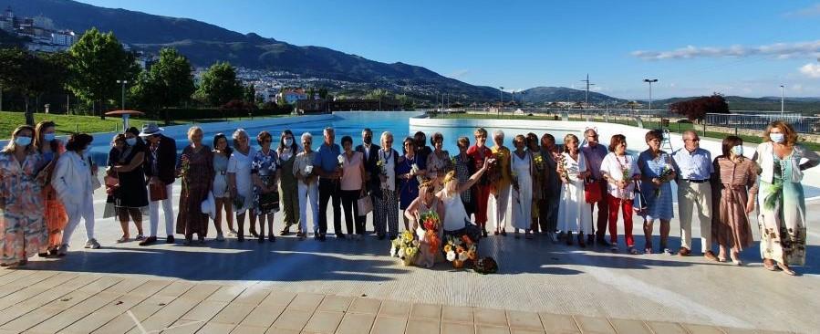 Covilhã | Utentes do CAI desfilam moda na piscina praia