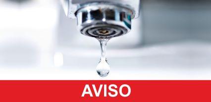 Interrupção do fornecimento de água na Urbanização TAT em Armação de Pêra