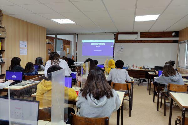 (Mais) Ciência nas escolas com a Academia de Biotecnologia do Biocant Park