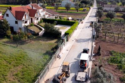 Câmara de Cantanhede financia obras na Freguesia da Cordinhã