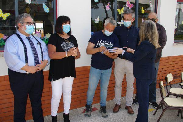 Município de Cantanhede investe um milhão na requalificação da EB1/Jardim de Infância de Febres