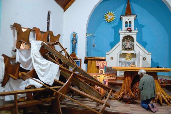 Comuno-indigenismo sacrílego na Argentina