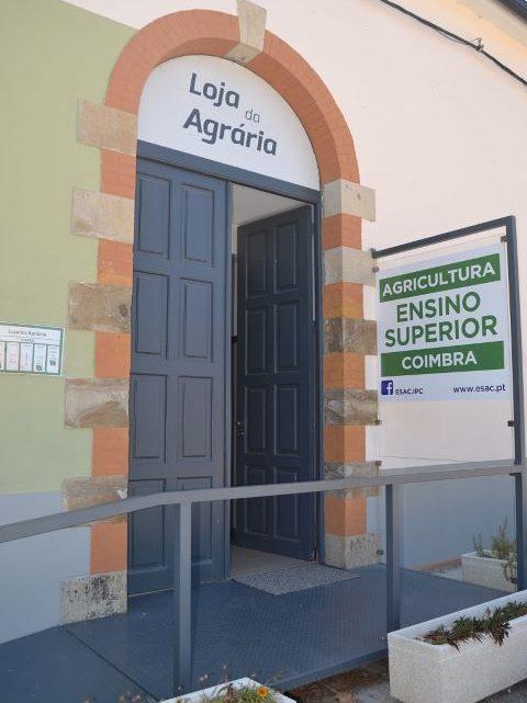 Coimbra | Loja da Agrária com novo horário de funcionamento