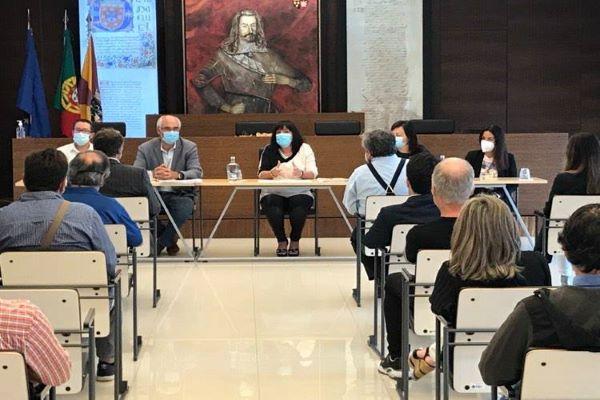 Em cerimónia realizada no salão nobre dos Paços do Concelho: Município de Cantanhede assina Acordos Coletivos de Entidade Empregadora Pública