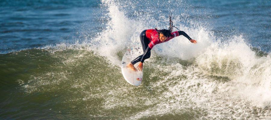 TOQUIO2020: Teresa Bonvalot e Yolanda Sequeira apuradas no surf