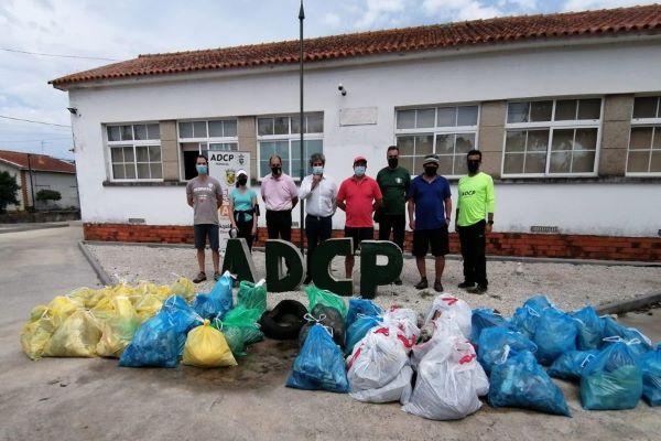 Câmara de Anadia apoia projeto Aldeia + Limpa
