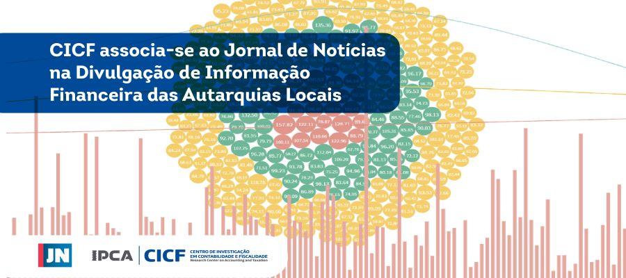 Barcelos   CICF associa-se ao Jornal de Notícias na Divulgação de Informação Financeira das Autarquias Locais